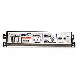 Electronic Ballast,T8 Lamps,120 to 277V