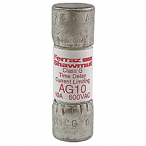FUSE,AG,600VAC,2A,FAST ACTING