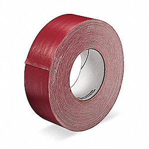 Waterproof Tape,Red,Woven Cloth,55m