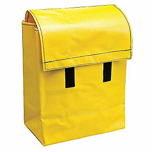 Respirator Carrying Bag,Yellow