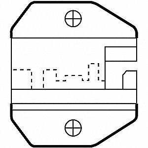 Replacement Die,For RJ45