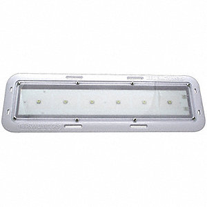 Dome Lamp,LED,Recessed,18-1/4x5-3/4x1 In