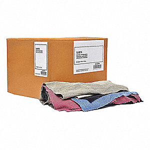 Assorted Corduroy, Size: Varies, 10 lb. Box