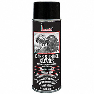 Carb and Choke Cleaner,16 Oz,PK12