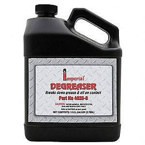 Citrus Non Chlor Degreaser, 1 gal. Bottle, Package Quantity 2