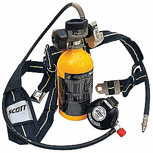 Pressure Demand Airline Respirator