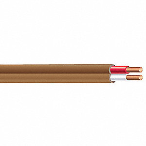 CABLE,THERMOSTAT,BROWN,500FT