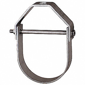 Adjustable Clevis Hanger, Carbon Steel