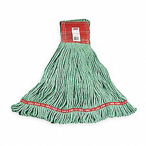 Cotton Wet Mop, 1 EA