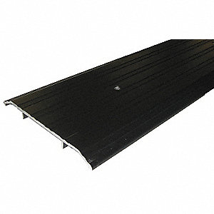 Saddle Threshold,Fluted Top,6 ft.,Bronze
