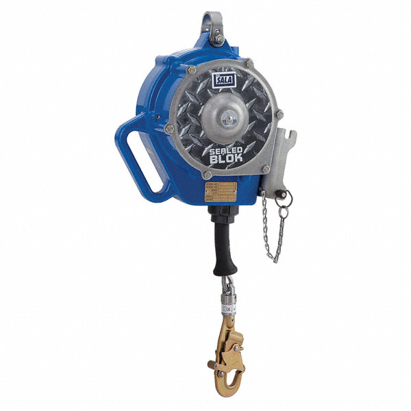 Dbi Sala Confined Space Winch Winch Cable Length 50 Ft