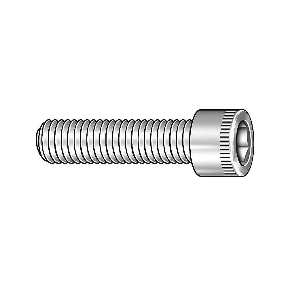 Thread Size M6-1 FastenerParts Alloy Steel Set Screw