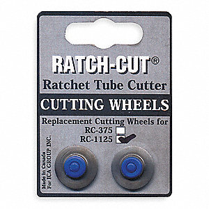 Tube Cutter Wheel For RC1125,PK2