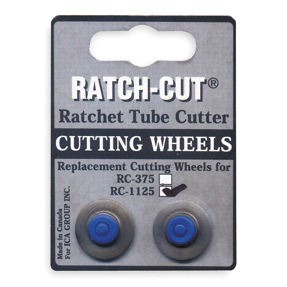 RC1125-7C RATCH CUT Tube Cutter Wheel For RC1125,PK2