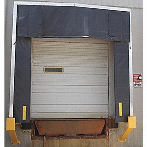 Grainger Approved Dock Shelter 30 Quot Projection Fits Door