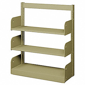 Flat Shelf,Single Face,3 Shelves