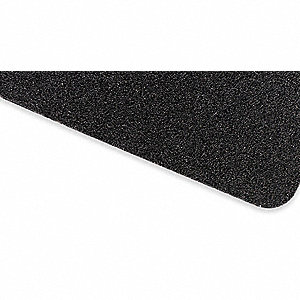 "2 ft. x 6"" Polyester Antislip Tread, Black"