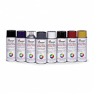 Spray Paint,Gray,11 oz.