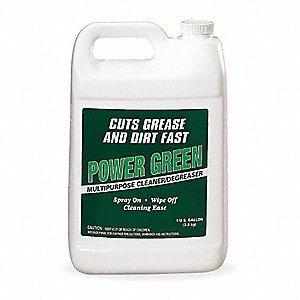 Unscented Biodegradable Cleaner Degreaser, 1 gal. Bottle
