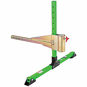 Vehicle Hitch Mount,Green/Silver