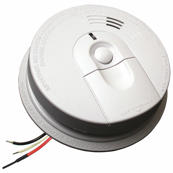 Firex 5 2 U0026quot  Smoke Alarm With 85db   10 Ft   Horn Audible