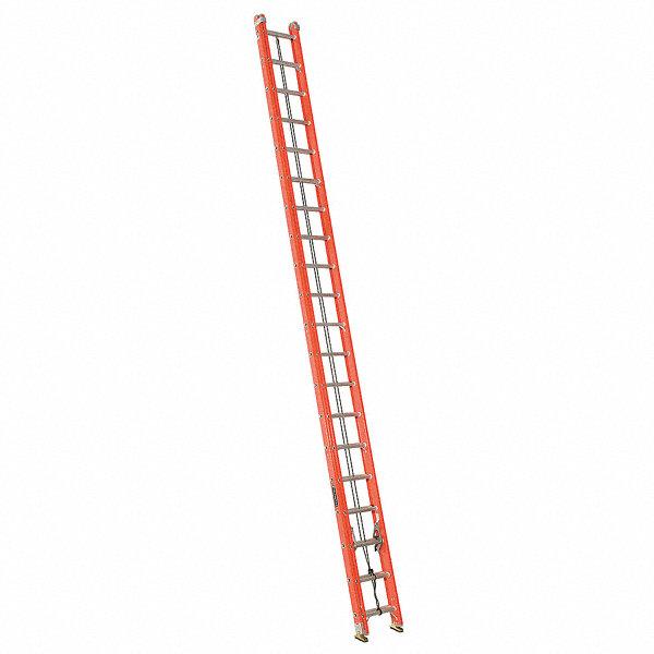 Louisville Extension Ladder Fiberglass Ia Ansi Type 40
