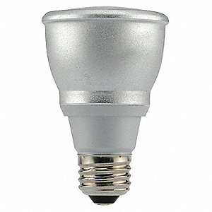 Screw-In CFL,Non-Dimmable,3000K,9.0W