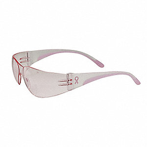 Eva Petite Anti-Fog, Scratch-Resistant Safety Glasses, Clear Lens Color