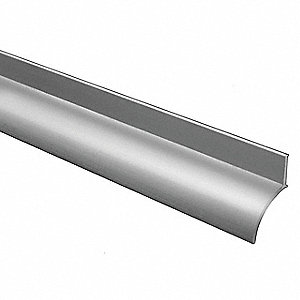 DRIP DOOR EDGE,ALUMINUM,40 IN