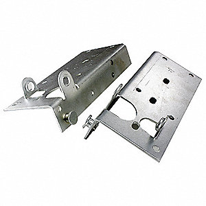 BOTTOM LIFT AND ROLLER BRACKET,PK 2