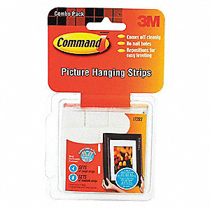 Small and Medium Picture Strips,PK12