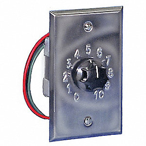Rotary Volume Control,Wall Mount