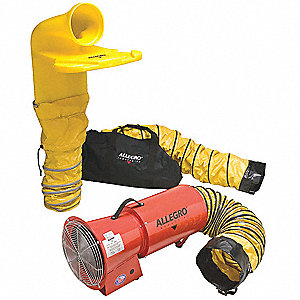 Confined Space Fan Kit