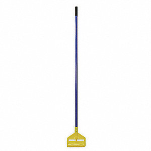 "60"" Fiberglass, Side Gate Mop Handle"