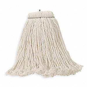 String Wet Mop,28 oz., Rayon
