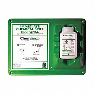Chemical Neutralizer Kit,2.2 lb.
