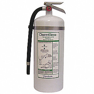 Chemical Neutralizer,Cylinder,22 lb.