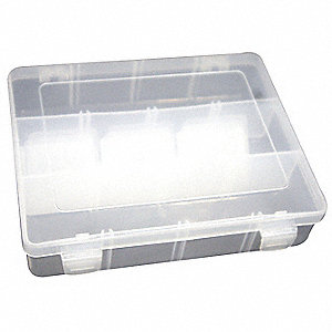 Accessory Tray, Clear Plastic