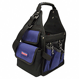 ELECTRICIANS TOTE,25 PKT AND LOOPS