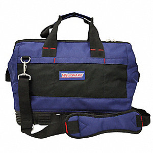 16-Pocket Canvas General Purpose Tool Bag