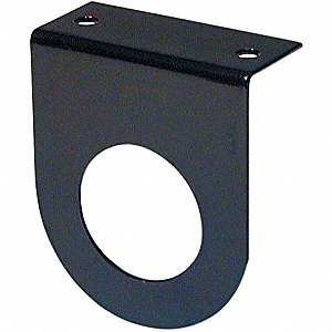 Mounting Bracket,Model 30,Steel,Black