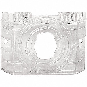 Mount,Cam-On,Polycarbonate,Clear,PK2
