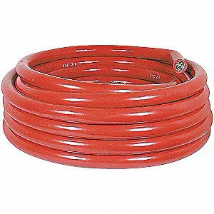 25 ft. PVC Battery Cable with 1 Conductor(s), 2/0 Wire Size, 60V Max. Voltage&#x3b; Red