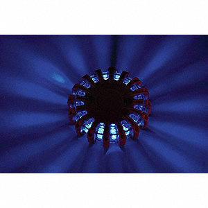 LED Safety Flare,LED Color Blue