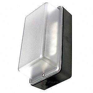 LED Go/No Go Dock Light,7W,120V
