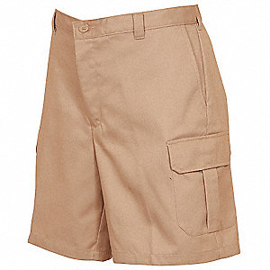 Women's Cargo Shorts, 22, New Khaki