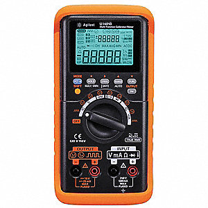 Handheld Multifunction Calibrator/Meter