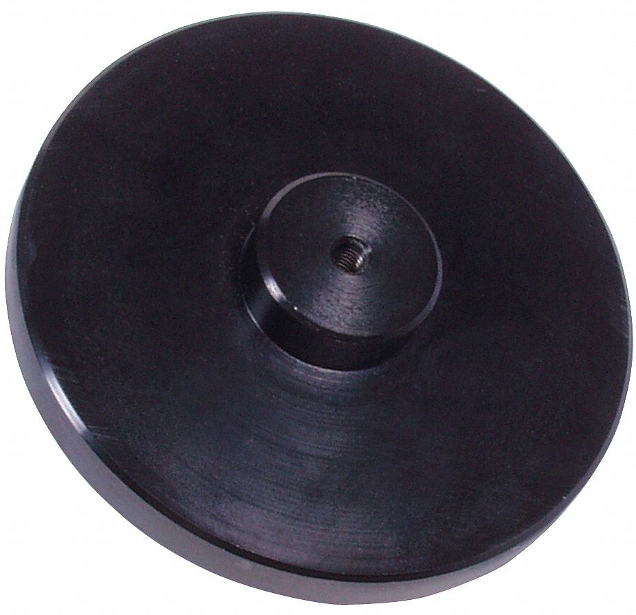 Compression Plate, 100mm, M6 Thread