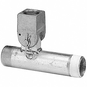 Zinc Remo Pole Adapter