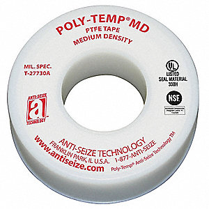Sealant Tape,1/4 In. W,520 In. L